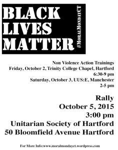 MMCT-BLM Rally Oct 5th
