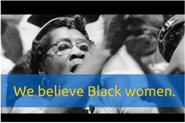 we believe black women