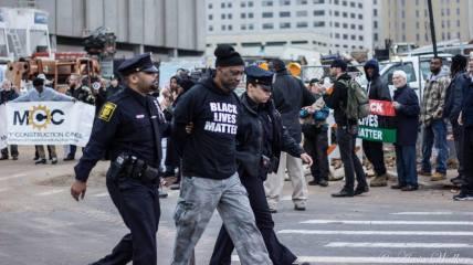 Cornell Lewis Staduim Arrest