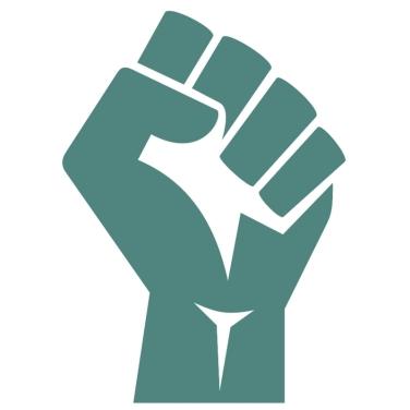 Black Power Fist