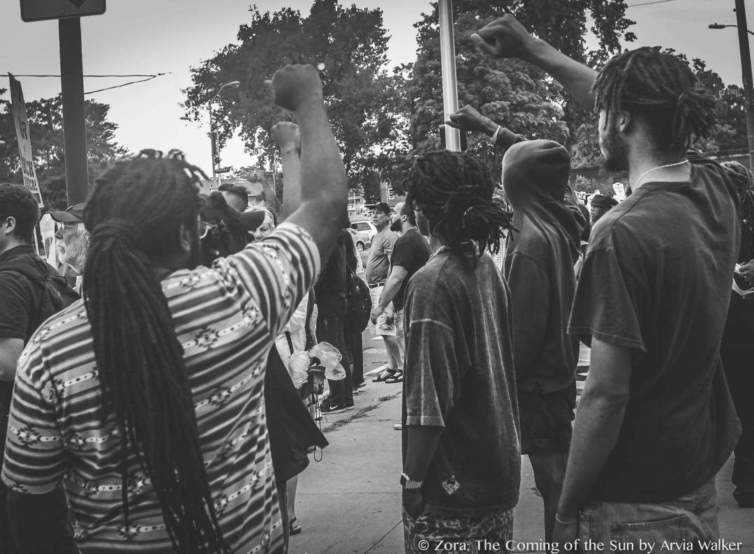 the black lives matter movement a revival in civil rights activism Women and black lives matter: an interview with marcia chatelain  approach to activism important  and the niagara movement to ella baker in the civil rights.
