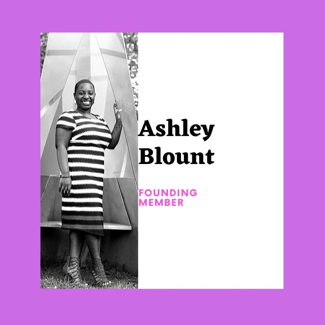 Black Women Ashley Blount