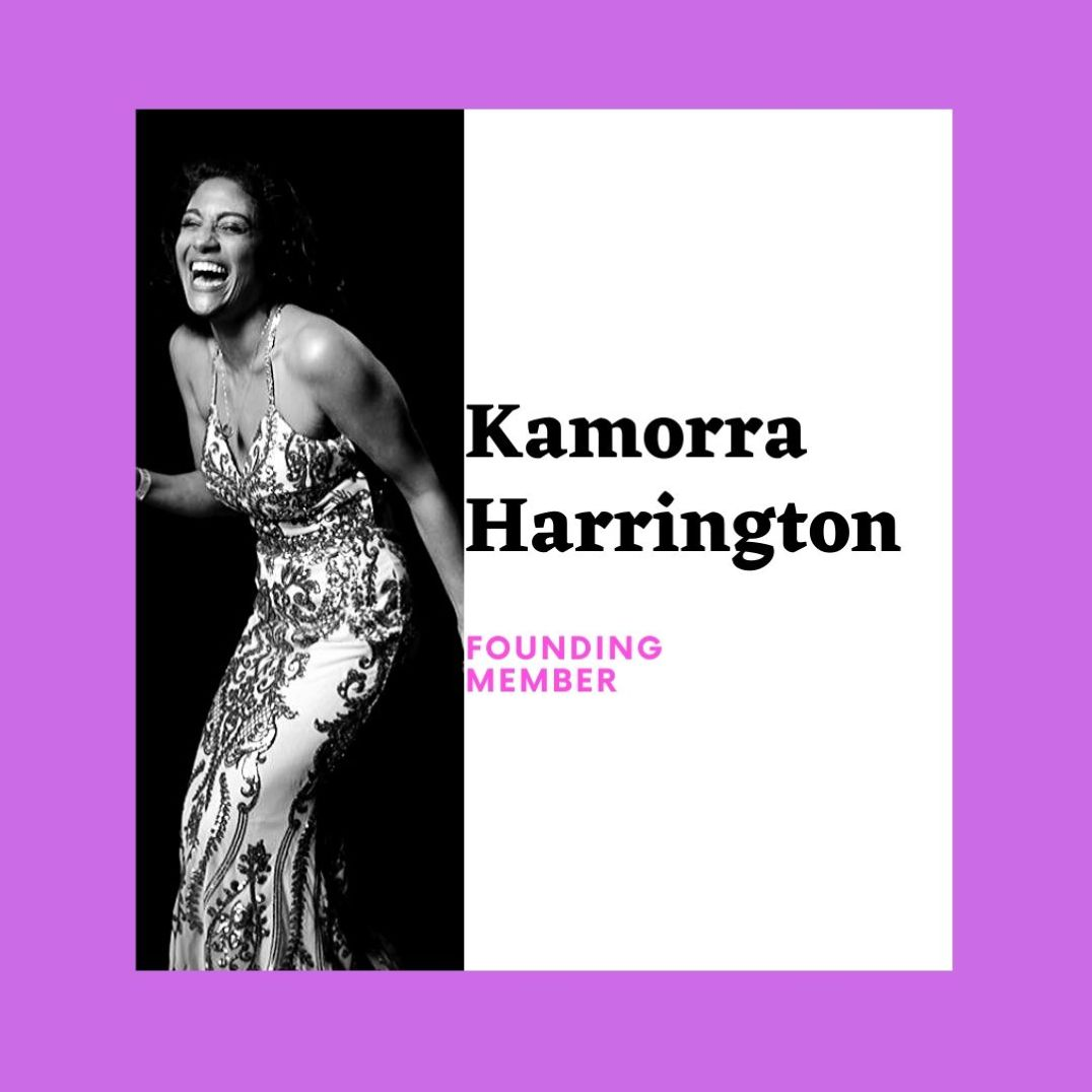 CT Black Women Kamorra Harrington
