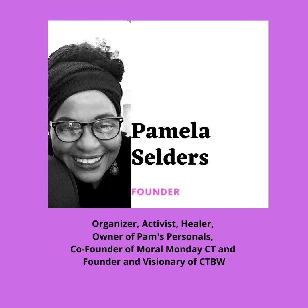 CT Black Women Pamela Selders