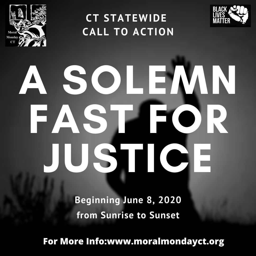 CT Solemn Fast for Justice